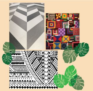 inspiration - tribal and quilt from google images