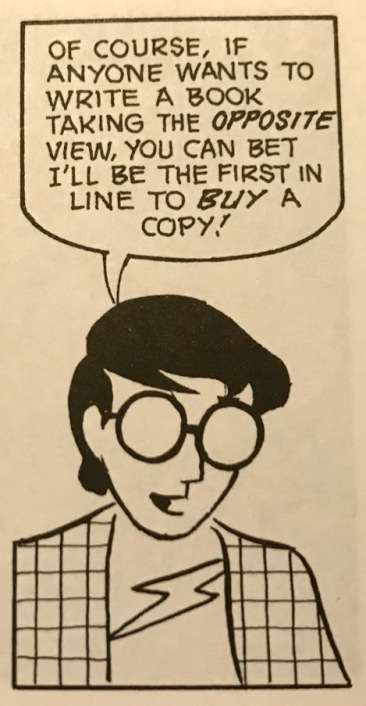 Printed Comic Frame