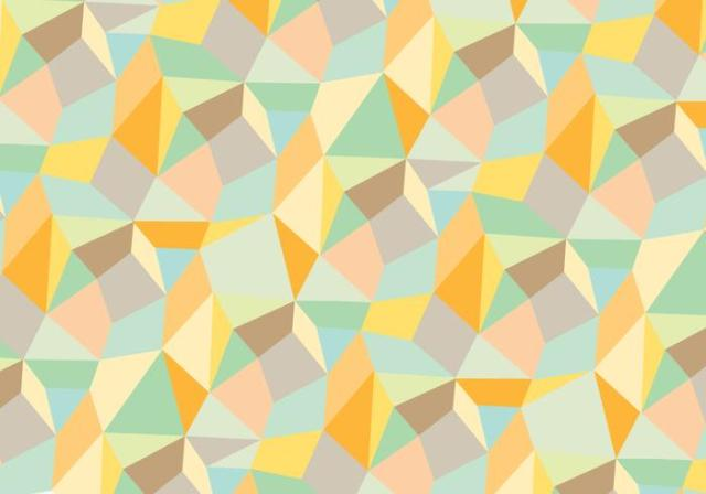 trendy-abstract-geometric-pattern-background-vector