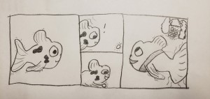 Hand Drawn Comic