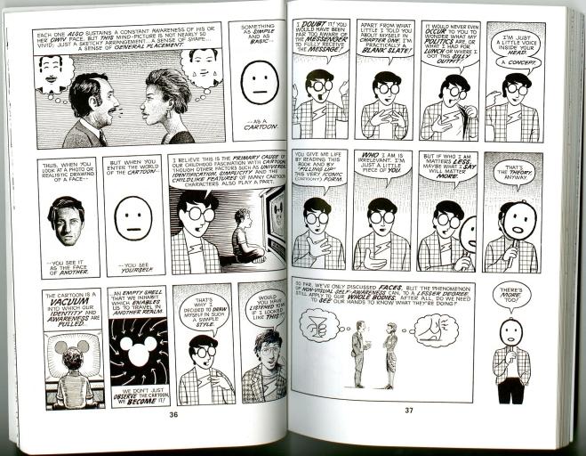 understanding comics page