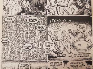 Zap Comics #8, 1975