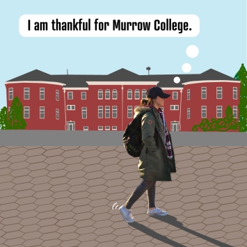 I am thankful for Murrow College.